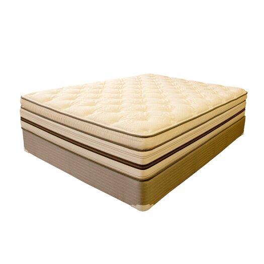 """King Koil Spine Support Zenith 14.5"""" Pillow Top Mattress"""