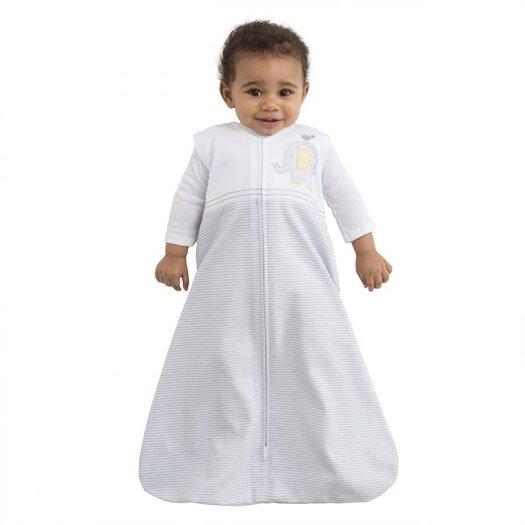 HALO Innovations, Inc. SleepSack Wearable Blanket, 100% Cotton Colorblock