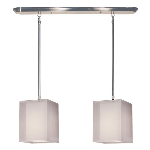 Z-Lite Nikko 2 Light Island / Billiard Light