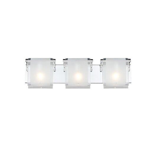 Z-Lite Zephyr 3 Light Vanity Light