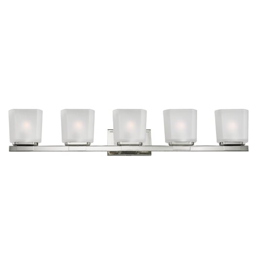 Z-Lite Agra 5 Light Vanity Light