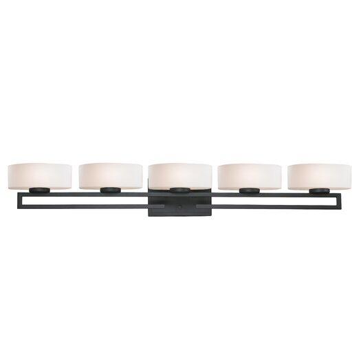 Z-Lite Cetynia 5 Light Vanity Light
