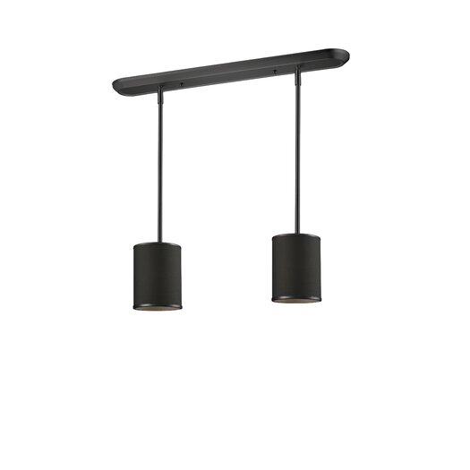 Z-Lite Cameo 2 Light Kitchen Pendant Lighting