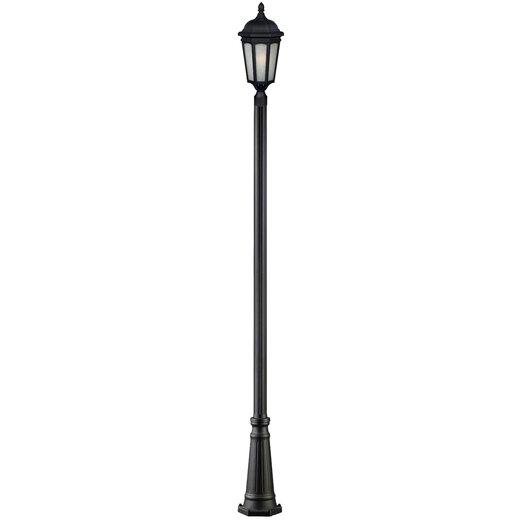 "Z-Lite Newport 1 Light 118"" Outdoor Post Lantern Set"