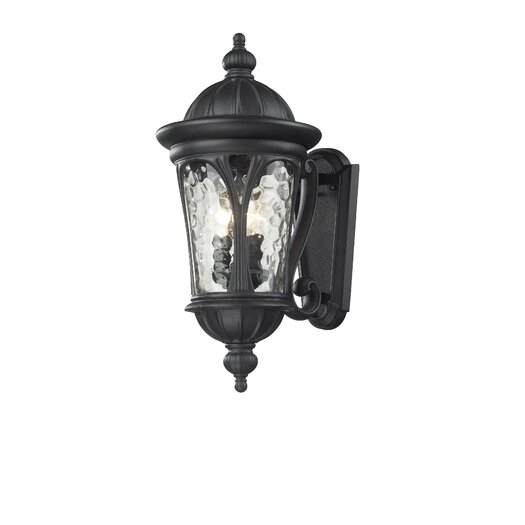 Z-Lite Doma 3 Light Outdoor Wall Lantern