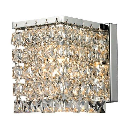 Z-Lite Waltz 1 Light Wall Sconce