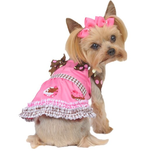 Max's Closet Cupcake Sundress Dress