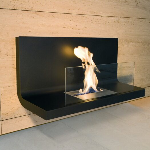 Radius Design Wall Flame Bio Ethanol Fireplace