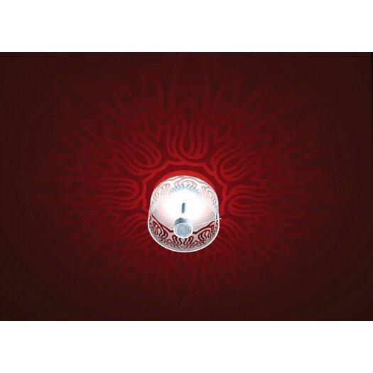 Absolut Lighting Shining Bombay Wall / Ceiling Light
