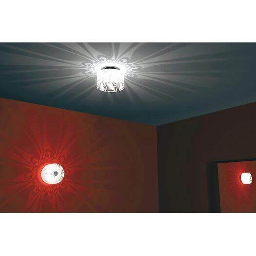 Absolut Lighting Shining Milan Wall / Ceiling Light