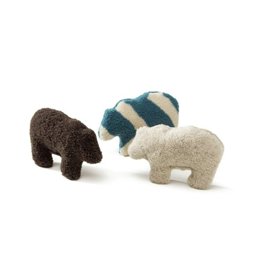 West Paw Design Gallatin Grizzly Dog Toy
