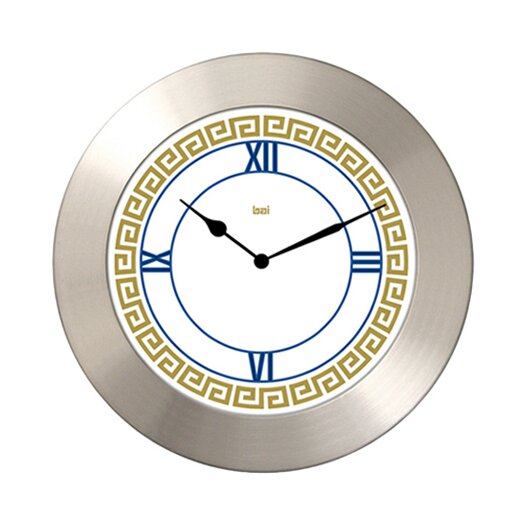 "Bai Design 12"" Athens Wall Clock"