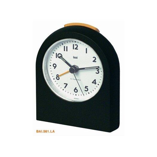 Bai Design Pick-Me-Up Alarm Clock in Black