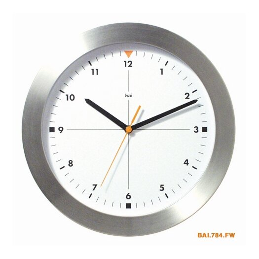 "Bai Design 11"" Formula One Wall Clock"