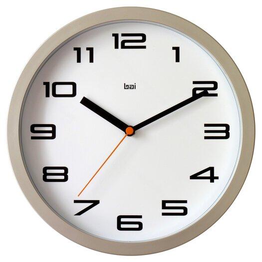 "Bai Design 10"" Velocity Designer Wall Clock"
