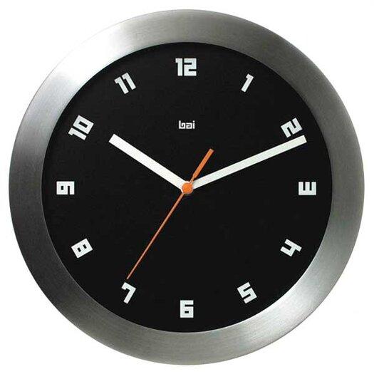 """Bai Design 11"""" Milan Wall Clock"""