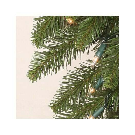 Vickerman Co. Camdon Fir 7.5' Green Artificial Christmas Tree with Stand