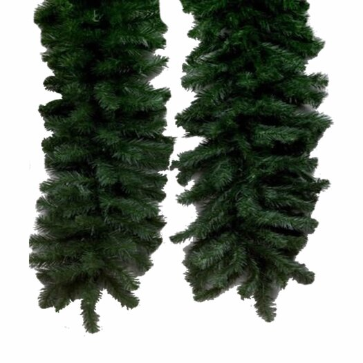 Vickerman Co. Douglas Fir 50' Garland with 1550 Tips