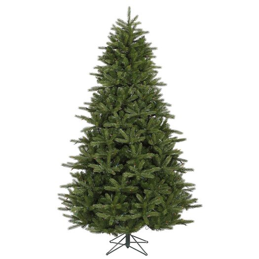 Vickerman Co. Majestic 7' Green Frasier Artificial Christmas Tree with Stand