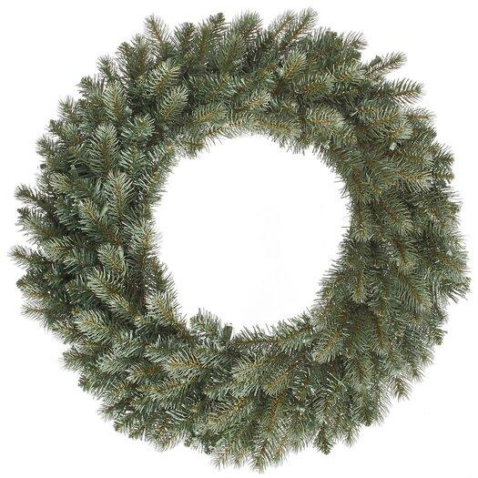 Vickerman Co. Colorado Spruce Wreath with 375 Tips