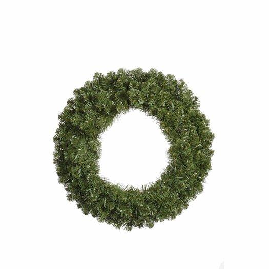 Vickerman Co. Grand Teton Wreath with 180 Tips
