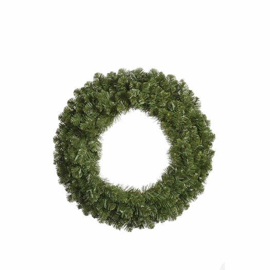 Vickerman Co. Grand Teton Wreath with 420 Tips