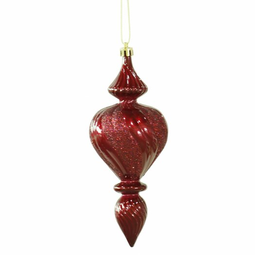 Vickerman Co. Candy Finial Ornament