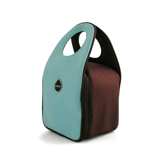 Stoh Lunch Tote in Light Blue