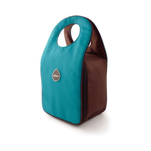 Milkdot Stoh Lunch Tote in Blue Raspberry