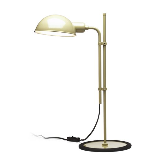 """Marset Funiculi S 19.6"""" H Table Lamp with Bowl Shade"""