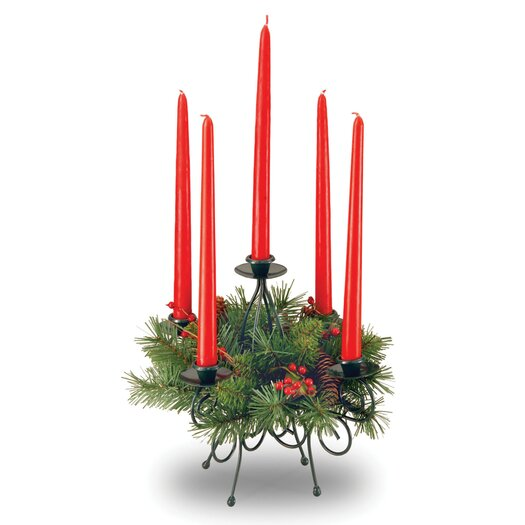 National Tree Co. Classical Decorative Candelabra