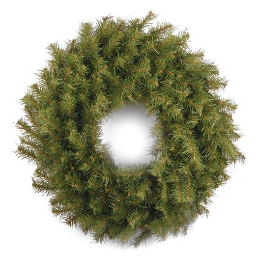 "National Tree Co. Norwood 24"" Fir Wreath"