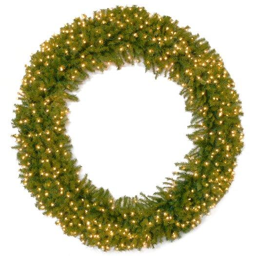 "National Tree Co. Norwood Fir 72"" Wreath"