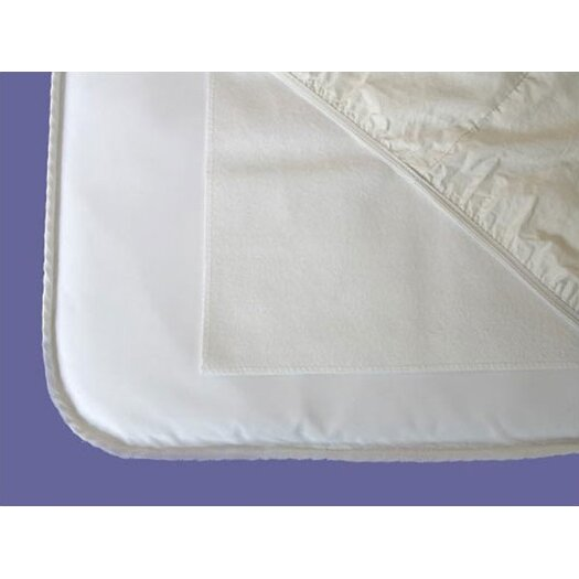 Naturepedic Organic Waterproof Mattress Pad