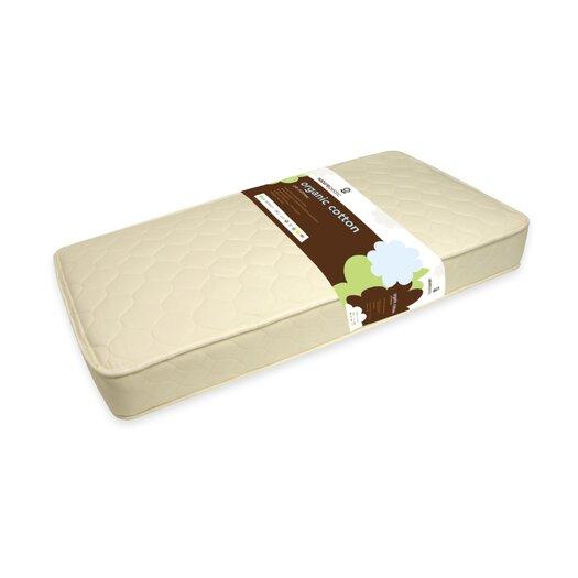 Naturepedic Deluxe Crib Mattress