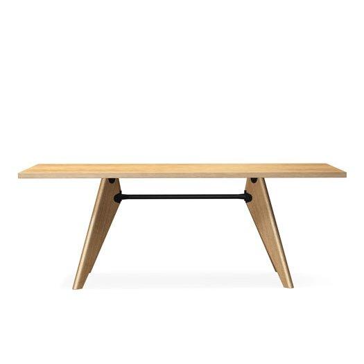 """Vitra Solvay 78.75"""" Table"""