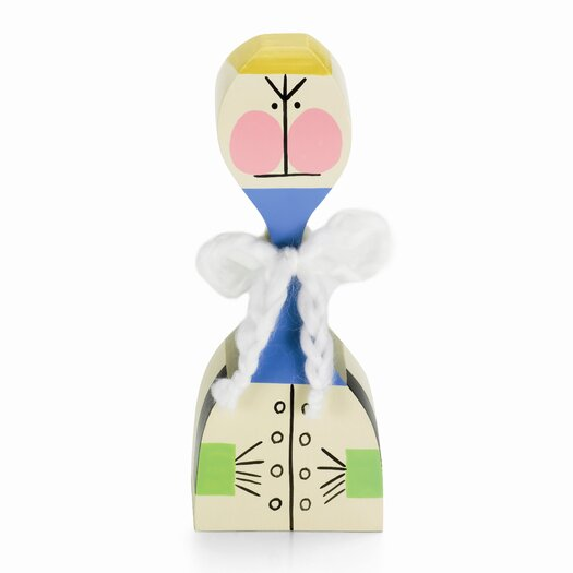 Vitra Vitra Design Museum Wooden Dolls No. 21 Figurine