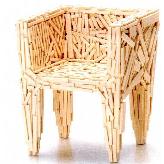 Vitra Miniatures Favela Chair Sculpture
