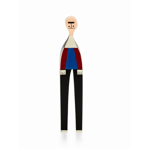 Vitra Vitra Design Museum Wooden Dolls No. 22 Figurine