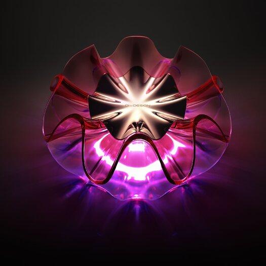 """QisDesign Flamenca 3.7"""" H Table Lamp"""
