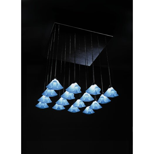 QisDesign Coral Led Ceiling Light