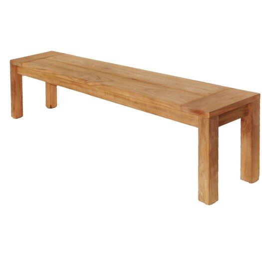 Les Jardins Teak Wood Stafford Picnic Bench