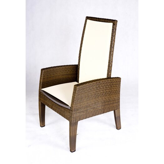 Les Jardins Out of Blue Kahuna Dining Arm Chair