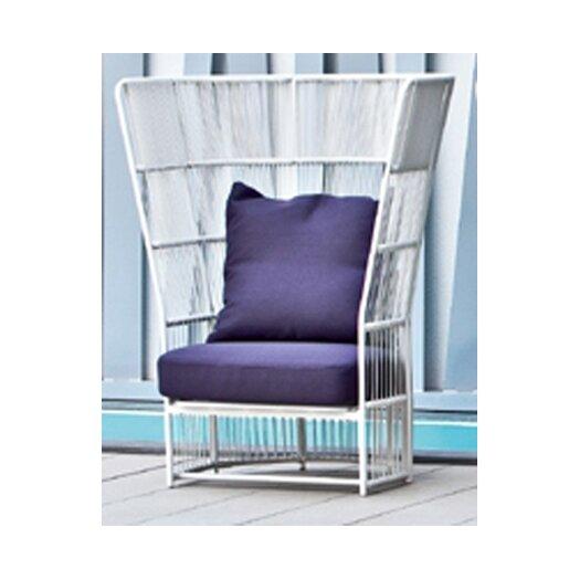 Varaschin Tibidabo Deep Seating Chair in White
