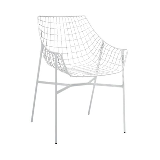 Varaschin Summer Set Dining Chair in White