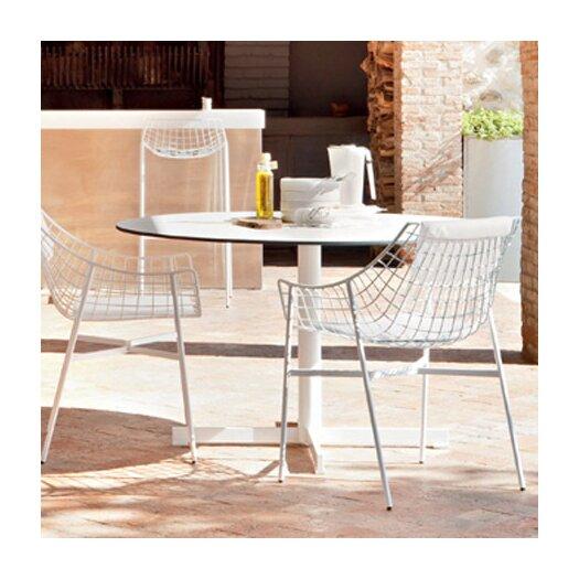 Varaschin Summer Set Dining Chair in White