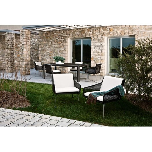 Varaschin Avalon Lounge Chair with Cushions
