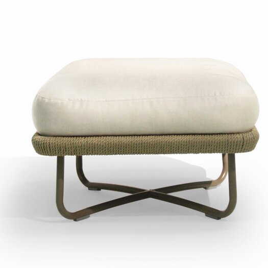 Varaschin Babylon Ottoman with Cushions