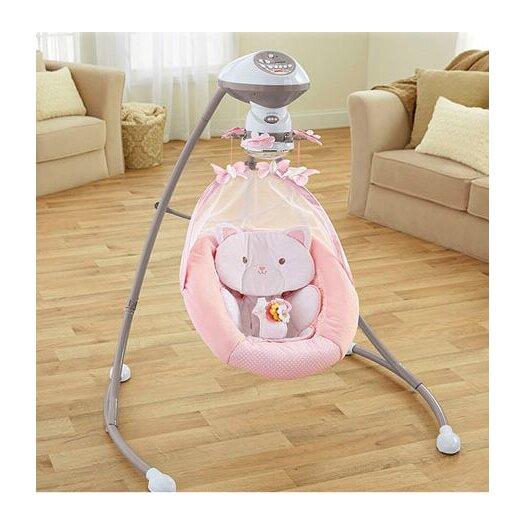 Fisher-Price My Little Snugakitty Cradle'n Swing