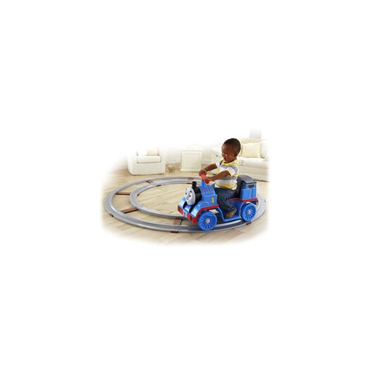 Fisher-Price Power Wheels® 6V Battery Powered Thomas & Friends™ Thomas Train with Track